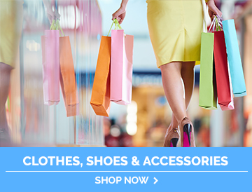 Clothes, Shoes & Accessories